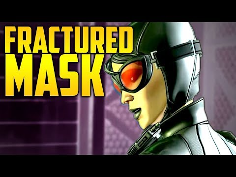 FRACTURED MASK (Batman: The Enemy Within - FULL Episode 3 - Gameplay Walkthrough)