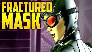 FRACTURED MASK (Batman: The Enemy Within - FULL Episode 3 - Gameplay Walkthrough)