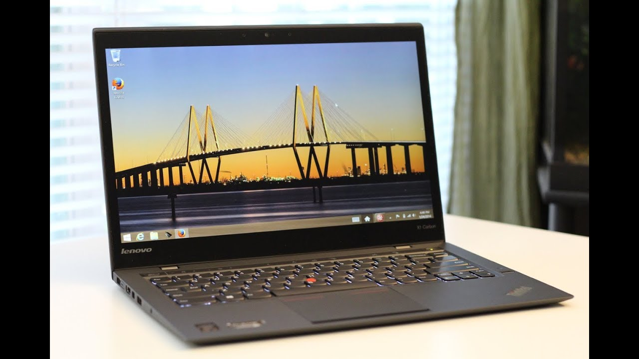 Lenovo ThinkPad X1 Carbon 2014 Edition Full Review