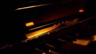 Relient K - Crayons Can Melt On Us For All I Care (piano cover)
