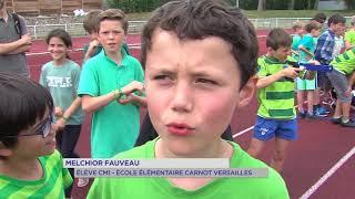 Versailles : Une journée placée sous le signe de l'Olympisme
