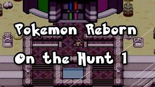 Pokemon Reborn Safari:  All wild, event and trade pokemon before first gym