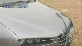 MSN Cars test drive of the new Alfa Romeo Spider
