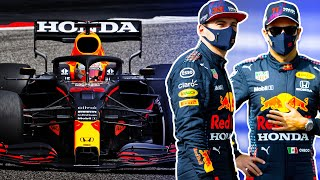 Do Red Bull Leave Testing as the Title Favourites?