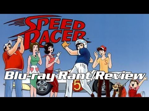 Speed Racer Blu-ray Rant/Review