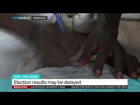 DRC's election commission may postpone provisional results