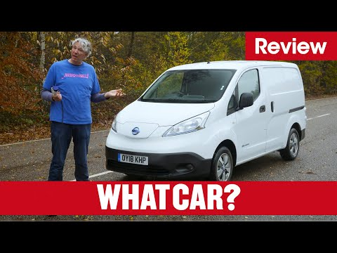 2020 Nissan E-NV200 Review | Edd China's In-depth Review | What Car?