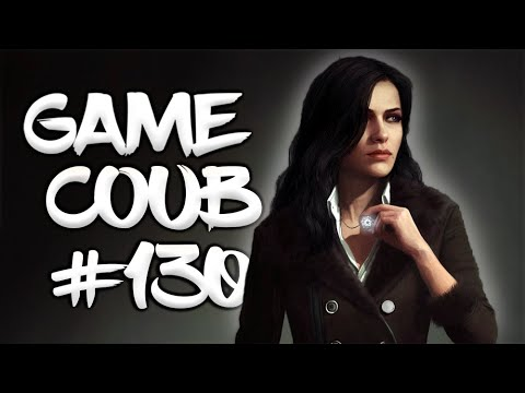 🔥 Game Coub #130 | Best video game moments
