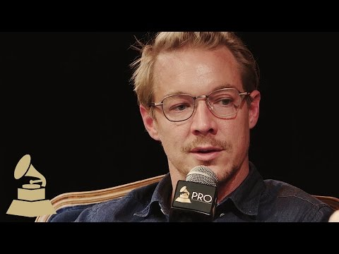 Diplo on his Early Days and Writing Songs | Interview | GRAMMYs