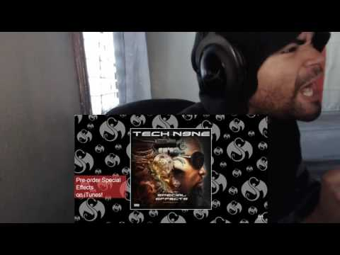 Tech N9ne - Wither (feat. Corey Taylor) REACTION!!!