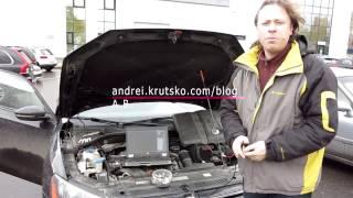 Исследование ЦПГ: VW Passat B7 2.5l (CBTA), 100ткм