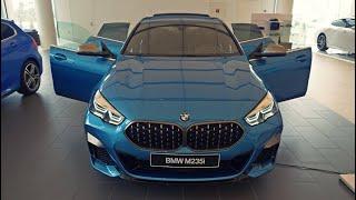 BMW M235i Gran Coupe - With more futuristic design Interior and Exterior 2021