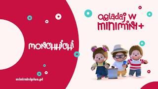 Monchhichi - serial animowany | zwiastun MiniMini+