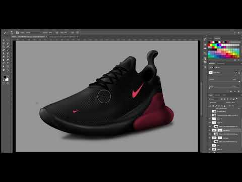 nike-shoes-drawing