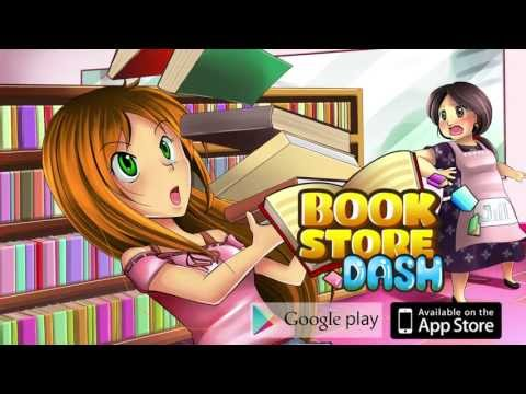 Bookstore Dash  Trailer