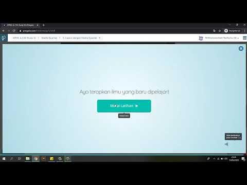 Progate - Tutorial HTML Dan CSS III (3)