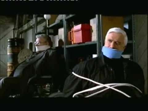 The Naked Gun. 22 1/2. The smell of fear. Best scene