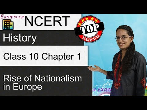 NCERT Class 10 History Chapter 1: Rise Of Nationalism In Europe