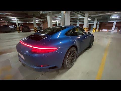 Подешевевший авто миллионера! Porsche Carrera 911 4s!