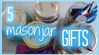 Download Video 5 Mason Jar Gifts MP3 3GP MP4