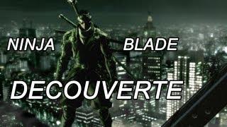 (Vidéo découverte) Ninja Blade PC