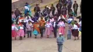 REPORTAJE FIESTA 2013 EN VILCAS HUAMAN