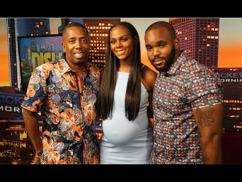 Tika Sumpter Explains Why She Won't Reveal Who The Father Of Her Child Is
