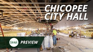 Chicopee City Hall - DAS Preview