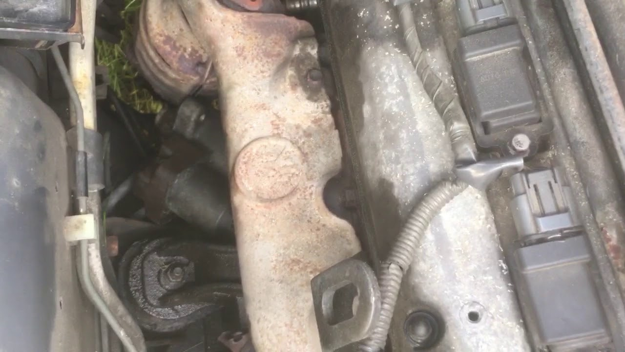 2002 Suzuki Grand Vitara Starter Youtube 2005 Bmw 325i Location