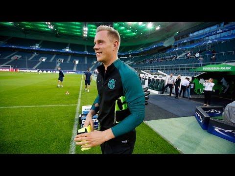 Ter Stegen's return to Mönchengladbach