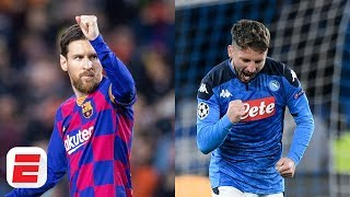 Gambar cover Barcelona vs. Napoli preview: 'My money is on Barca' - Steve Nicol | Champions League