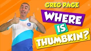 Where is Thumbkin - Greg Page. Playtime kids songs