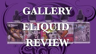 Sex In A Bottle - Gallery Eliquid Review