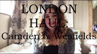 HAUL: Camden & Topshop Thumbnail