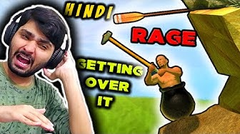 "Matka Manav ""RAGE GAME"" Getting Over It HINDI"