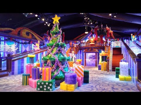 ice featuring twas the night before christmas from gaylord palms media night nov 23 2015 - Christmas At Gaylord Palms