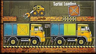 Truck Loader 4 - Game Walkthrough (full)