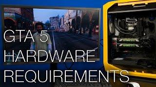 GTA 5 PC Hardware Performance Report!