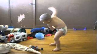 BREAKDANCE ( a 2 yrs old b-boy story) GDB Production