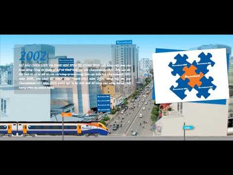 Sacombank - Dấu ấn Những Chặng đường