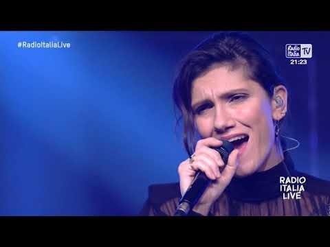 ELISA RADIO ITALIA LIVE PRIMA PARTE 23 01 2019