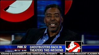 'Ghostbusters' Ernie Hudson talks about blockbuster's impact