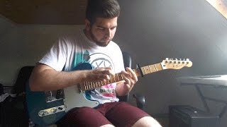 Tiny Moving Parts - Always Focused (guitar cover)