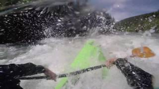 Paddling AB/BC 2016 - Etienne Beland - 2nd Place - Paddle Porn Category 2016