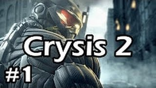 Crysis 2 Maximum Edition прохождение на русском - Часть 1: Алькатрас