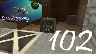 Minecraft: Space Astronomy #102 - unendlich Emerald, wir kommen (Lets play Deutsch German HD)