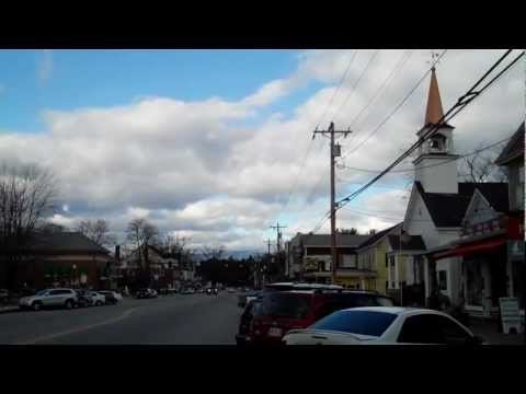 North Conway NH Commercial Real Estate Lease Bill Barbin 603-986-0385 retail office