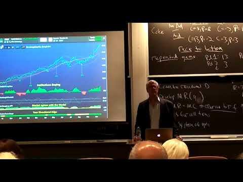 Boston Investors Group Meeting at MIT
