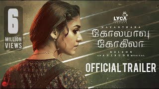 Download Video Kolamaavu Kokila [CoCo] - Official Tamil Trailer | Nayanthara | Anirudh | Nelson | Lyca Productions MP3 3GP MP4