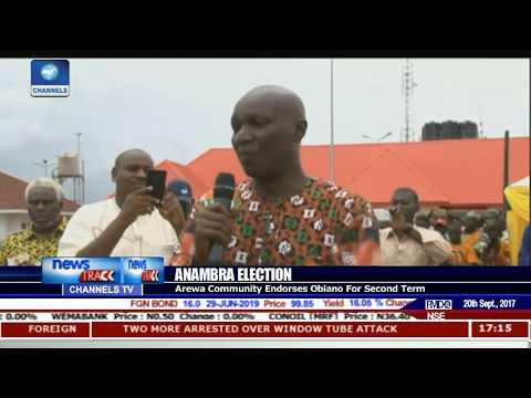 Arewa Community Endorses Obiano For Second Term